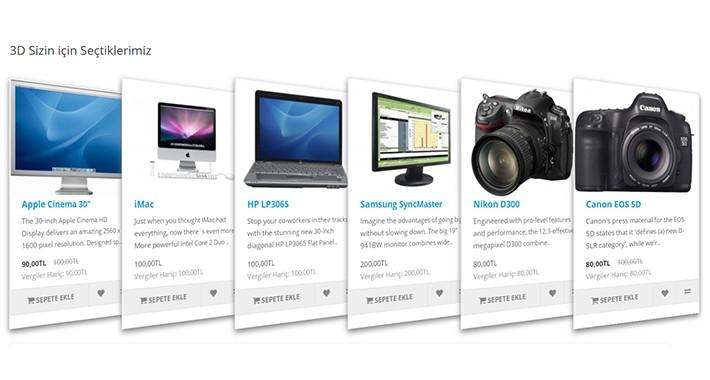 """3d модуль """"Рекомендуемые товары"""" 2.х для OpenCart и ocStore изображение №2"""
