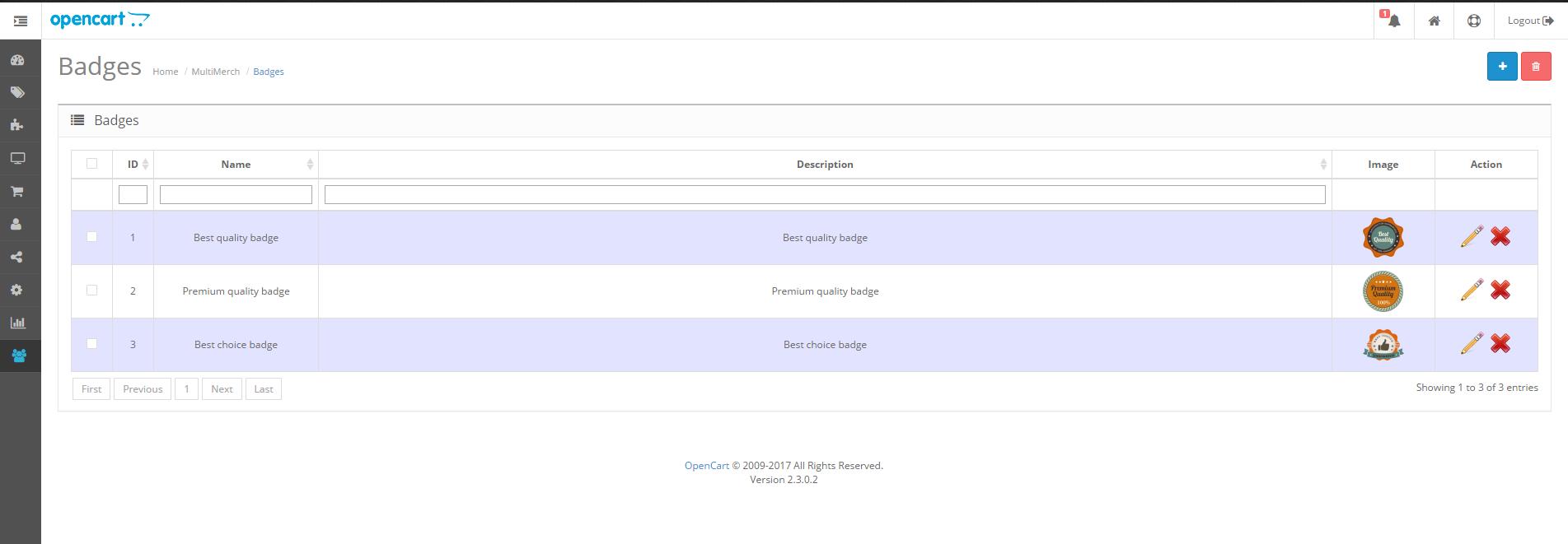 MultiMerch Marketplace Professional - мультивендорная платформа для продавцов v8.9 для OpenCart и ocStore изображение №12