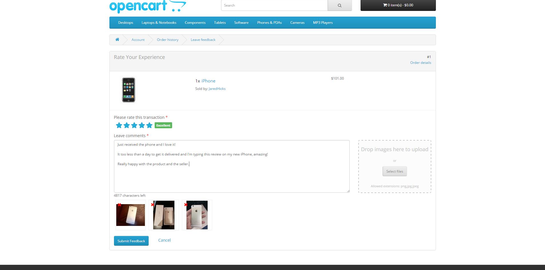 MultiMerch Marketplace Professional - мультивендорная платформа для продавцов v8.9 для OpenCart и ocStore изображение №9